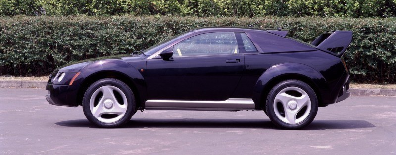Car-Revs-Daily.com Concept Flashback - 1997 NISSAN Trail Runner 3