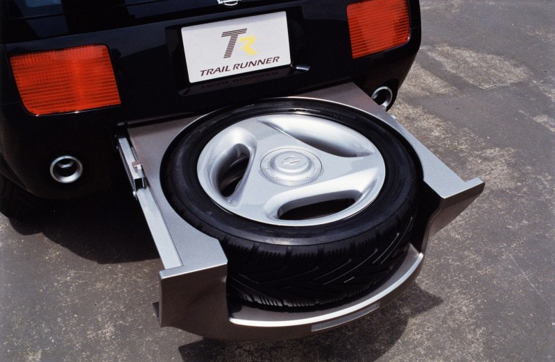 Car-Revs-Daily.com Concept Flashback - 1997 NISSAN Trail Runner 6