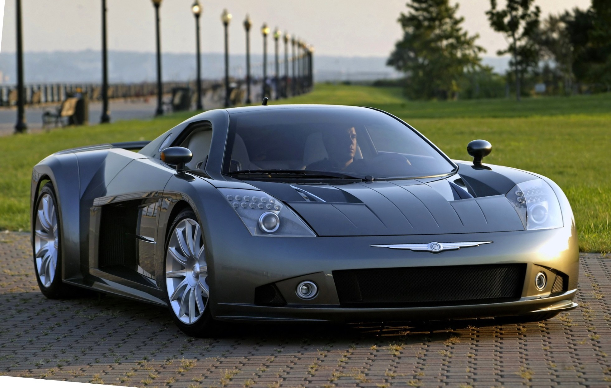 Concept Flashback 2004 Chrysler Me Four Twelve Is Quad