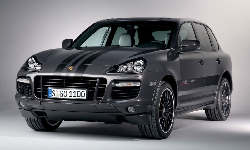 Car-Revs-Daily.com Concept Flashback - 2005 RINSPEED Chopster vs Porsche Cayenne Turbo S 7
