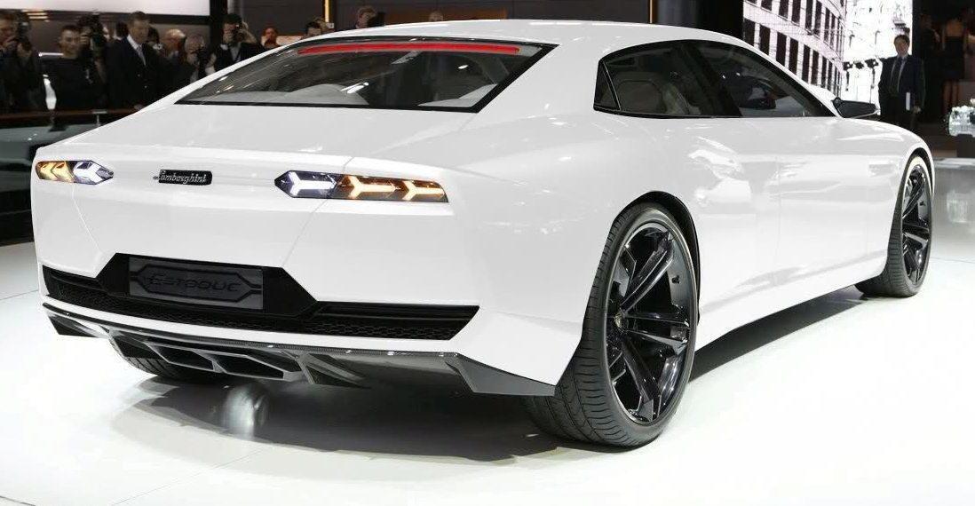 Concept Flashback 2008 Lamborghini Estoque
