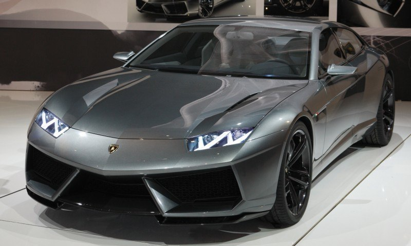 Car-Revs-Daily.com Concept Flashback - 2008 Lamborghini Estoque 3