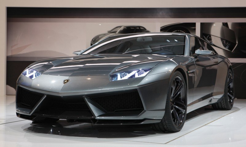 Car-Revs-Daily.com Concept Flashback - 2008 Lamborghini Estoque 4
