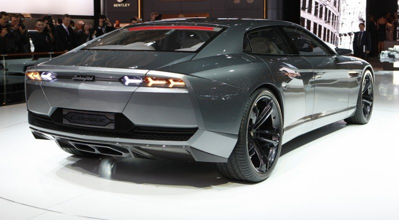 Car-Revs-Daily.com Concept Flashback - 2008 Lamborghini Estoque 6