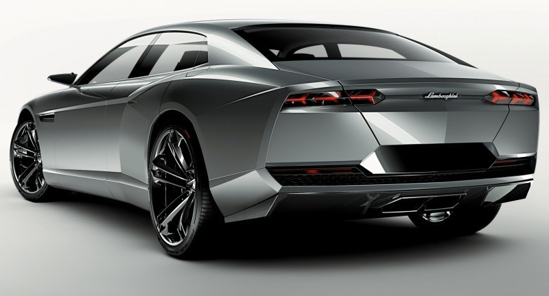 Car-Revs-Daily.com Concept Flashback - 2008 Lamborghini Estoque 7