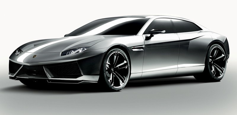 Car-Revs-Daily.com Concept Flashback - 2008 Lamborghini Estoque 8