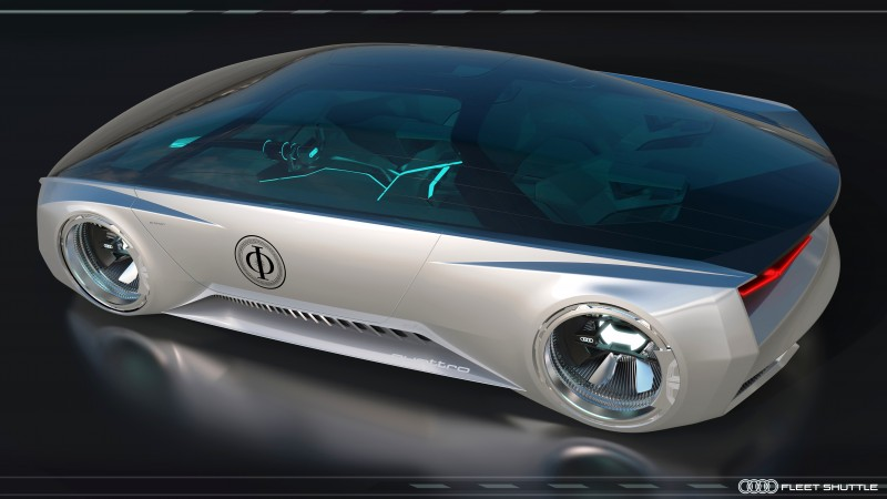 Car-Revs-Daily.com Concept Flashback - 2013 Audi Fleet Shuttle Quattro 11