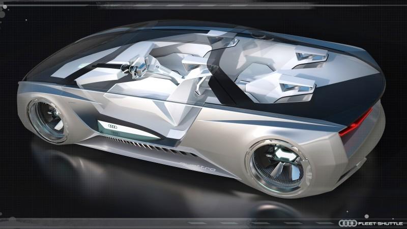 Car-Revs-Daily.com Concept Flashback - 2013 Audi Fleet Shuttle Quattro 12
