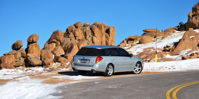Car-Revs-Daily.com Driving Adventures - Pikes Peak and the Colorado Continental Divide 15