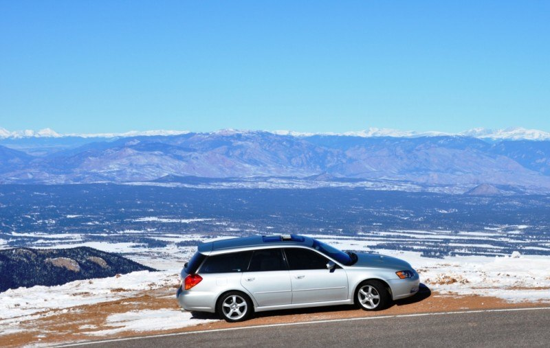 Car-Revs-Daily.com Driving Adventures - Pikes Peak and the Colorado Continental Divide 19