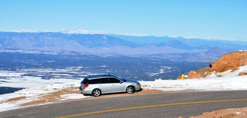 Car-Revs-Daily.com Driving Adventures - Pikes Peak and the Colorado Continental Divide 20