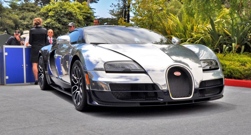 Car-Revs-Daily.com EXCLUSIVE! 2014 Bugatti Veyron Legend ETTORE BUGATTI in 45 Stunning Photos 1