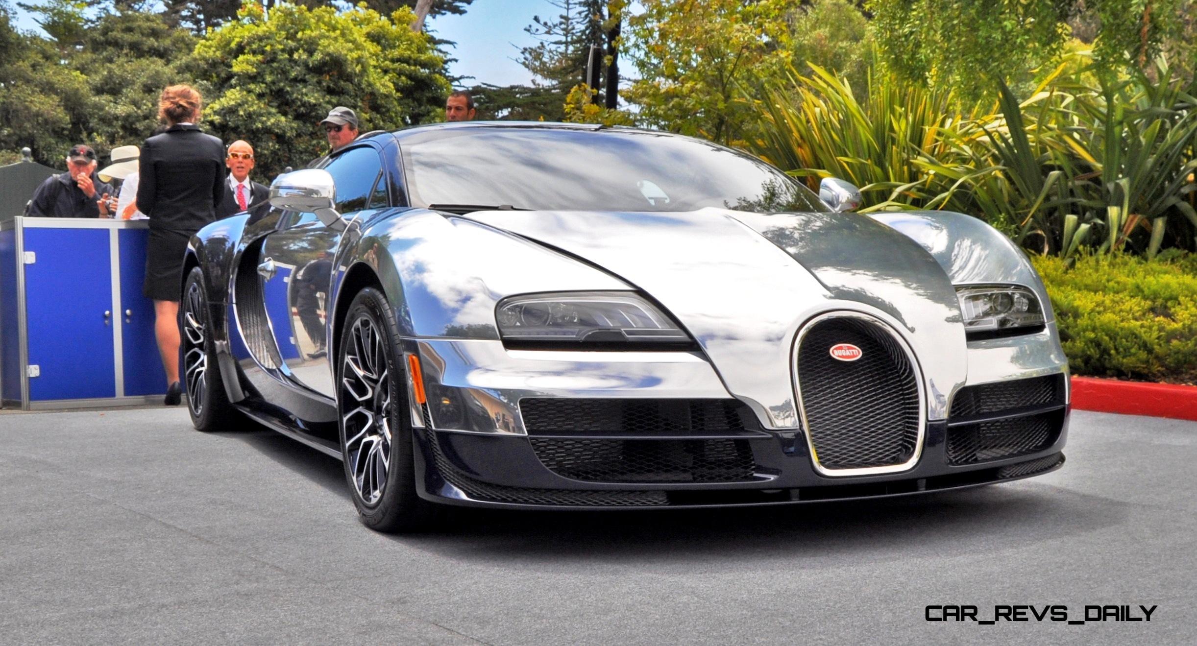 Bugatti Prize >> EXCLUSIVE! 2014 Bugatti Veyron Legend ETTORE BUGATTI in 45 ...