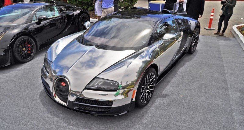 Car-Revs-Daily.com EXCLUSIVE! 2014 Bugatti Veyron Legend ETTORE BUGATTI in 45 Stunning Photos 26