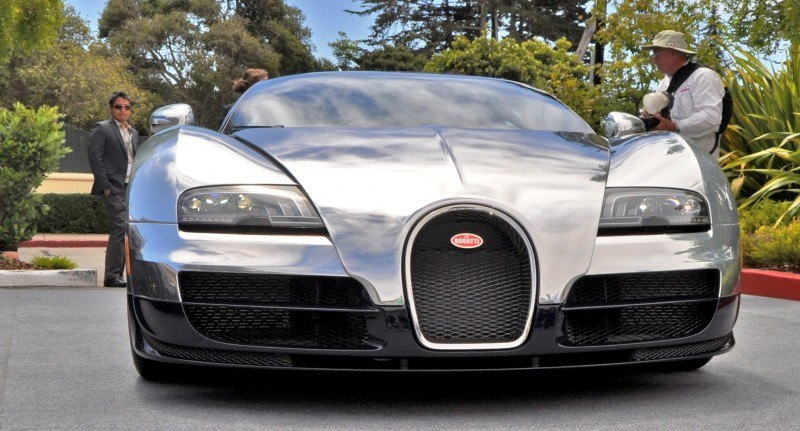 Car-Revs-Daily.com EXCLUSIVE! 2014 Bugatti Veyron Legend ETTORE BUGATTI in 45 Stunning Photos 3