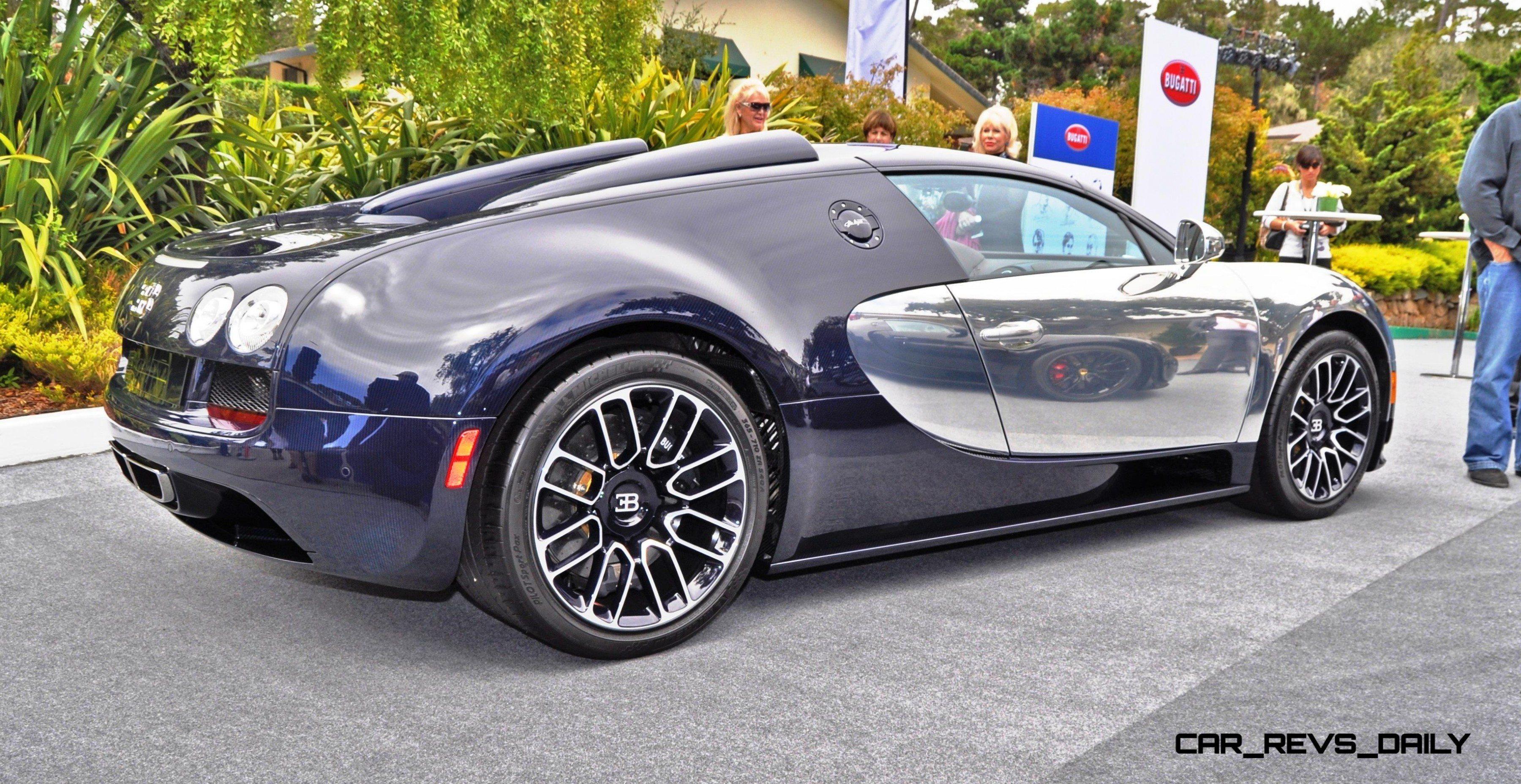 Exclusive 2014 Bugatti Veyron Legend Ettore Bugatti In 45