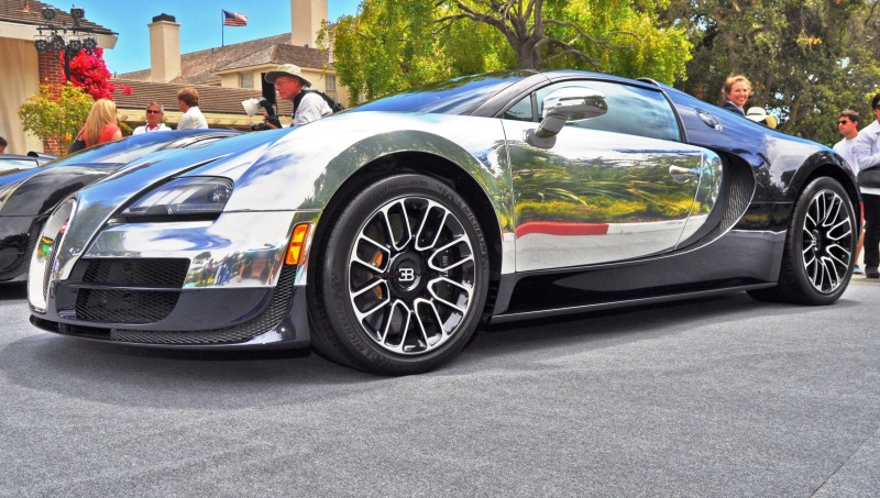 Car-Revs-Daily.com EXCLUSIVE! 2014 Bugatti Veyron Legend ETTORE BUGATTI in 45 Stunning Photos 7