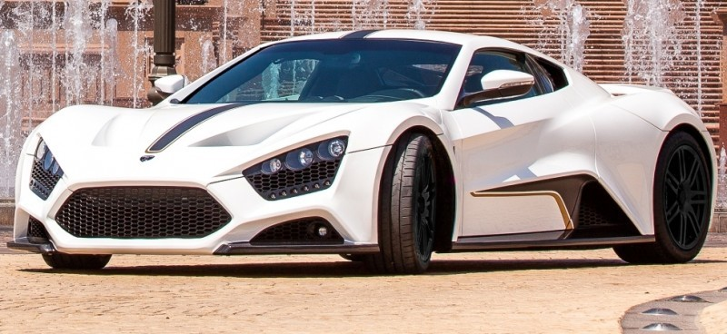 Car-Revs-Daily.com EXCLUSIVE 2014 ZENVO ST1 Colorizer Drafts 27