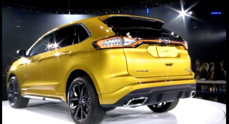 Car-Revs-Daily.com EXTERIOR GALLERY 2015 Ford Edge 22