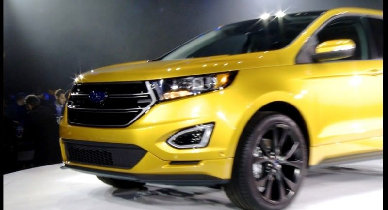 Car-Revs-Daily.com EXTERIOR GALLERY 2015 Ford Edge 24