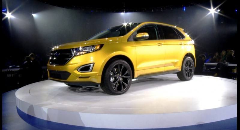 Car-Revs-Daily.com EXTERIOR GALLERY 2015 Ford Edge 25