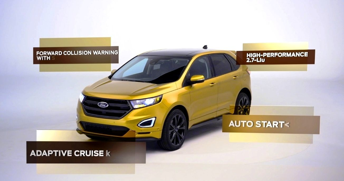 Car Revs Exterior Gallery 2015 Ford Edge 32