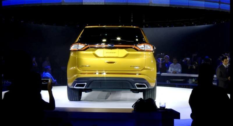 Car-Revs-Daily.com EXTERIOR GALLERY 2015 Ford Edge 4