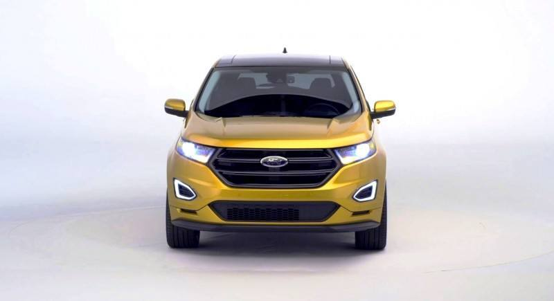 Car-Revs-Daily.com EXTERIOR GALLERY 2015 Ford Edge 46