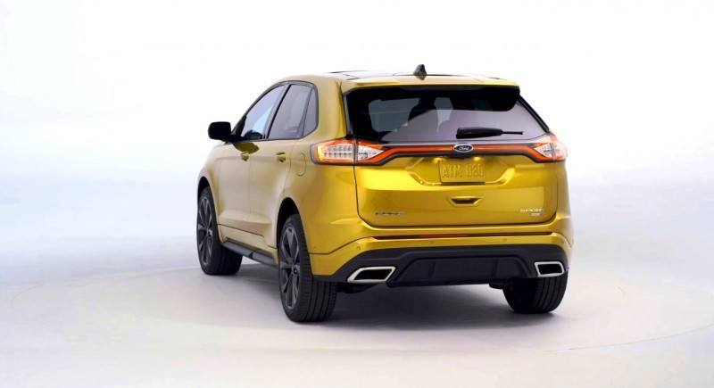 Car-Revs-Daily.com EXTERIOR GALLERY 2015 Ford Edge 49