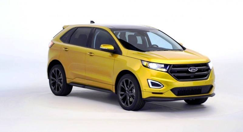 Car-Revs-Daily.com EXTERIOR GALLERY 2015 Ford Edge 50