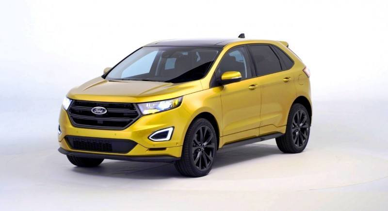 Car-Revs-Daily.com EXTERIOR GALLERY 2015 Ford Edge 52
