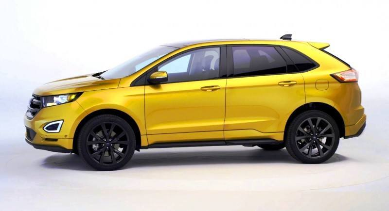 Car-Revs-Daily.com EXTERIOR GALLERY 2015 Ford Edge 53
