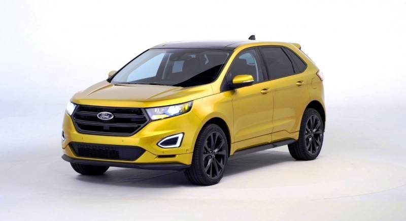 Car-Revs-Daily.com EXTERIOR GALLERY 2015 Ford Edge 58