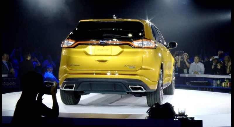 Car-Revs-Daily.com EXTERIOR GALLERY 2015 Ford Edge 6