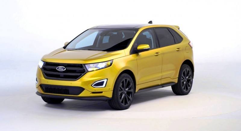 Car-Revs-Daily.com EXTERIOR GALLERY 2015 Ford Edge 62