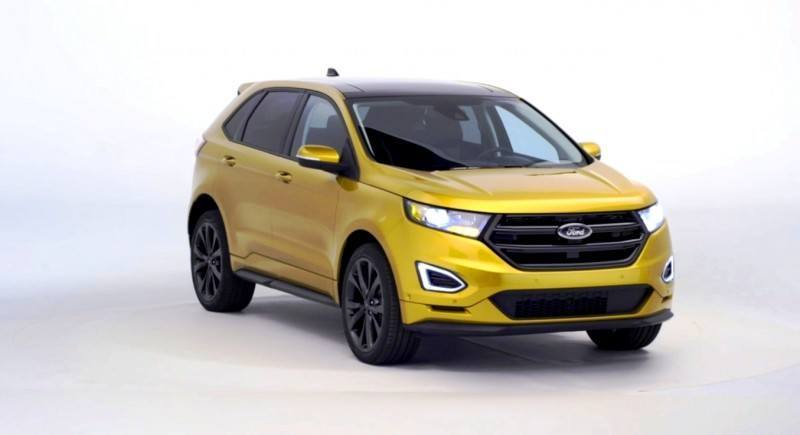 Car-Revs-Daily.com EXTERIOR GALLERY 2015 Ford Edge 74