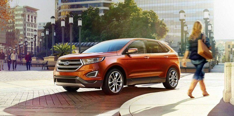 Car-Revs-Daily.com EXTERIOR GALLERY 2015 Ford Edge 79