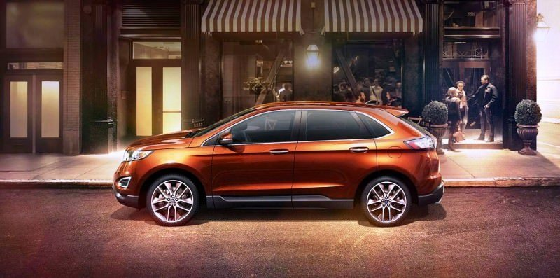 Car-Revs-Daily.com EXTERIOR GALLERY 2015 Ford Edge 80