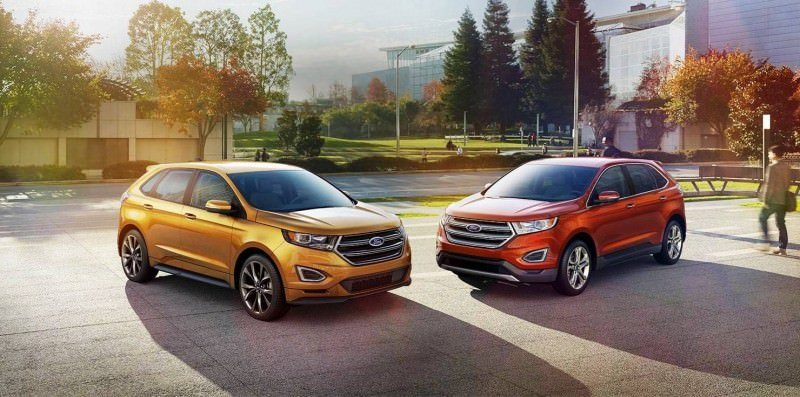 Car-Revs-Daily.com EXTERIOR GALLERY 2015 Ford Edge 82