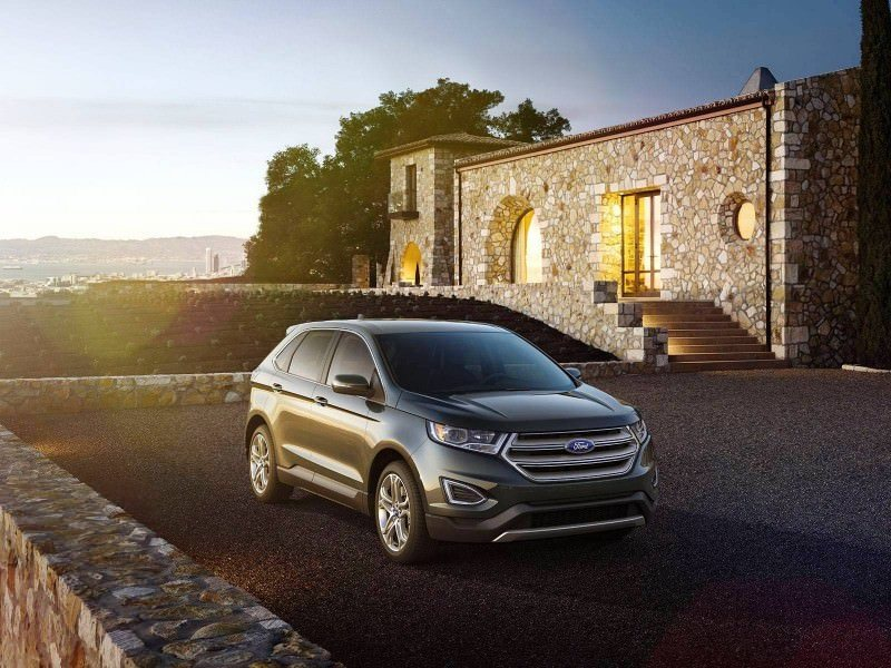 Car-Revs-Daily.com EXTERIOR GALLERY 2015 Ford Edge 83