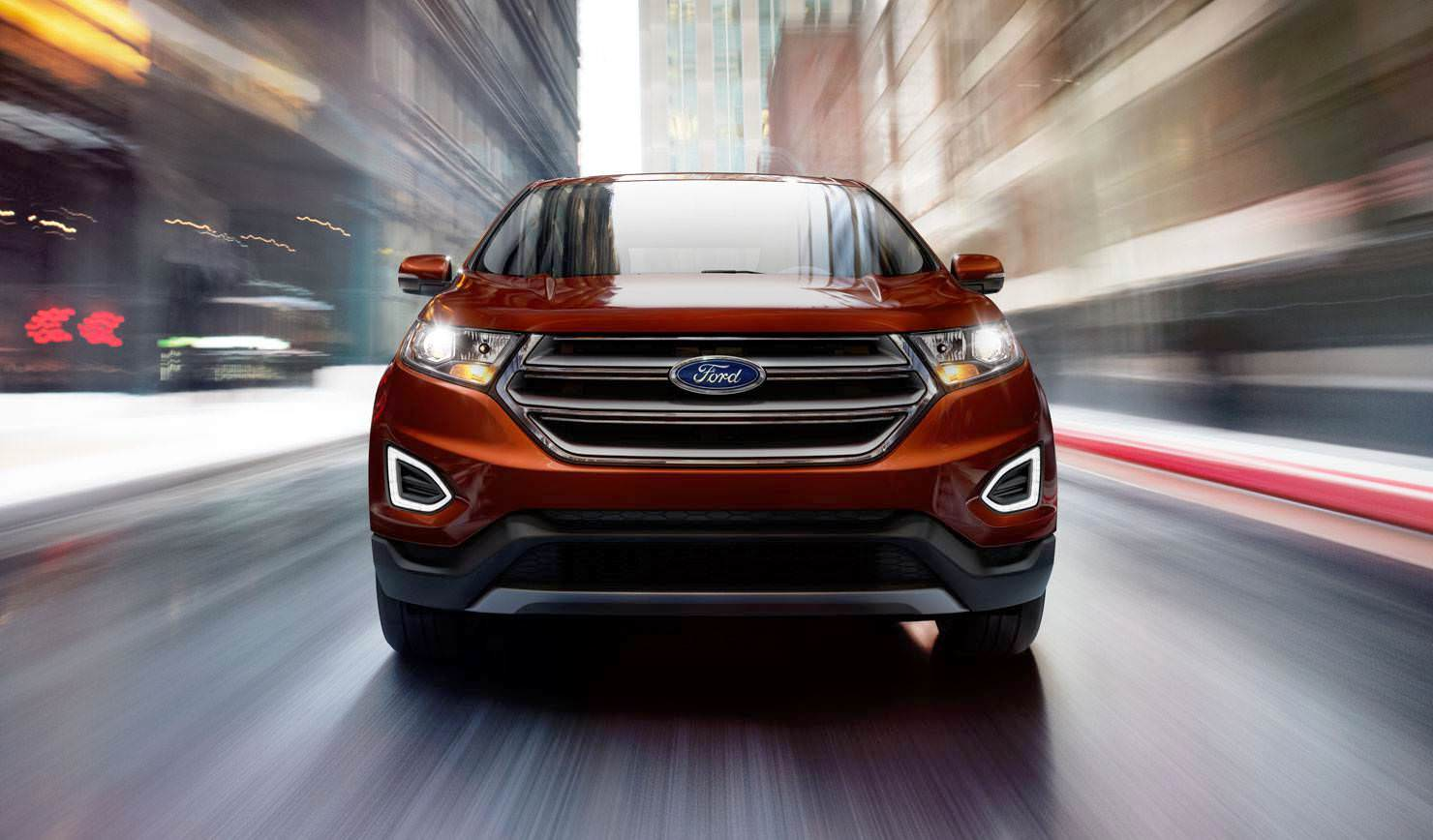 Car Revs Exterior Gallery 2015 Ford Edge 84