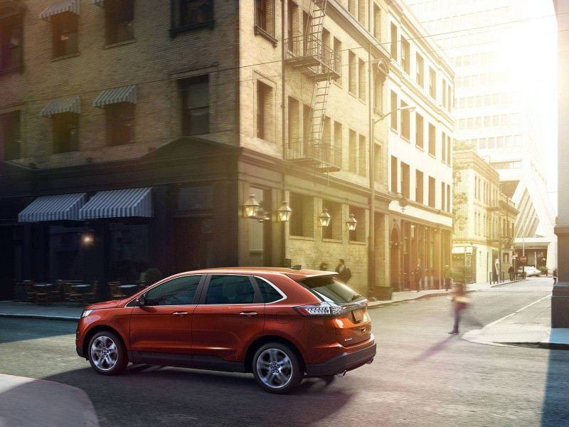 Car-Revs-Daily.com EXTERIOR GALLERY 2015 Ford Edge 85