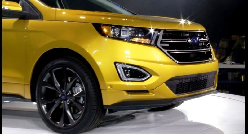 Car-Revs-Daily.com EXTERIOR GALLERY 2015 Ford Edge 9