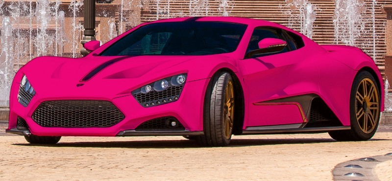 Car-Revs-Daily.com Exclusive 2014 ZENVO ST1 Colorizer 13