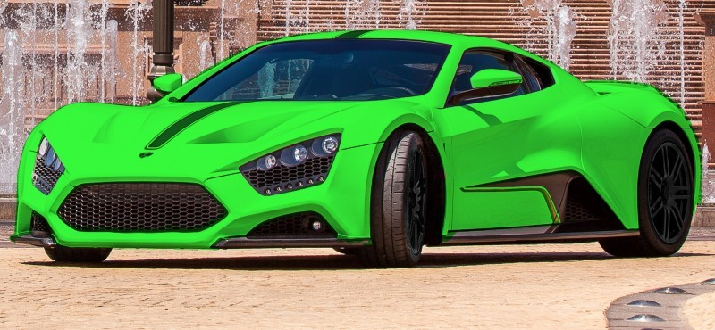 Car-Revs-Daily.com Exclusive 2014 ZENVO ST1 Colorizer 3