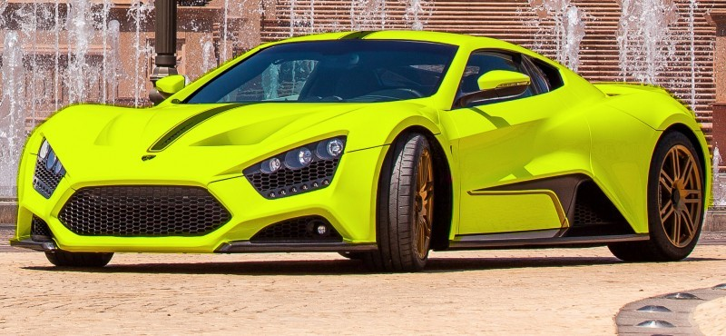 Car-Revs-Daily.com Exclusive 2014 ZENVO ST1 Colorizer 6