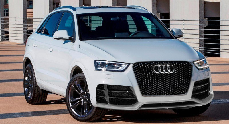 Car-Revs-Daily.com Exclusive Rendering - 2016 AUDI S Q3 3