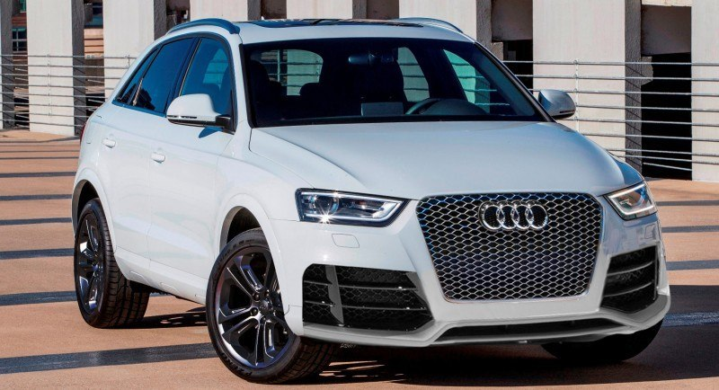 Car-Revs-Daily.com Exclusive Rendering - 2016 AUDI S Q3 4