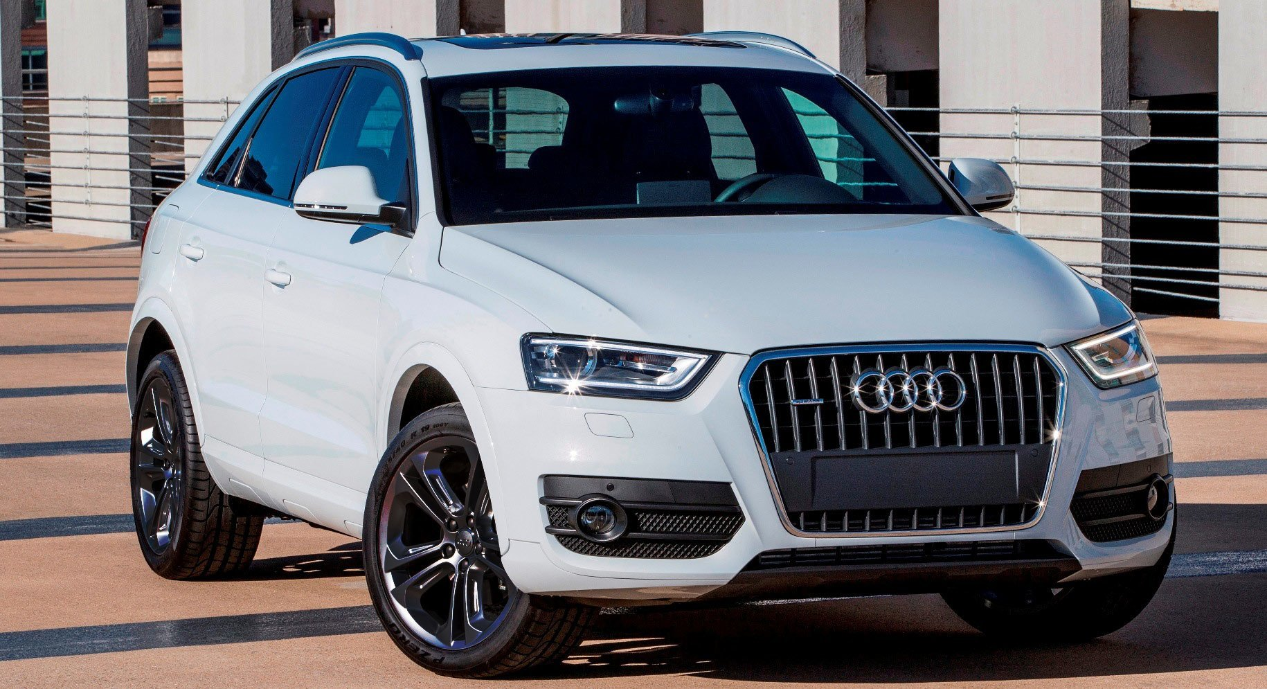 part two: 2016 audi s q3 rendering - future 4.9-second sport compact