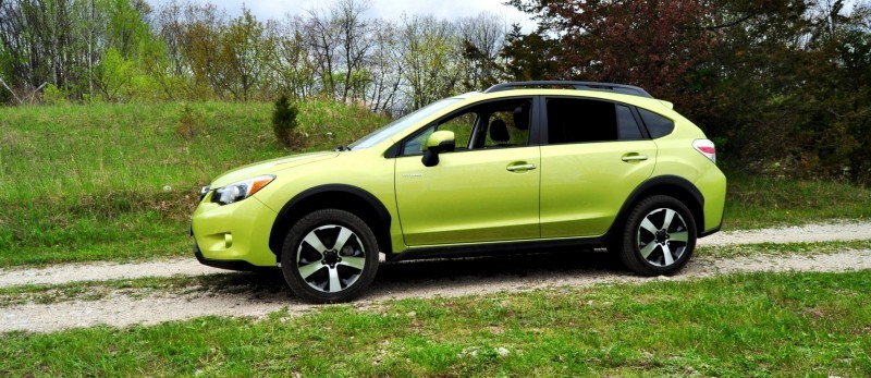 Car-Revs-Daily.com Goes Off-Roading in 2014 Subaru XV Crosstrek Hybrid 10